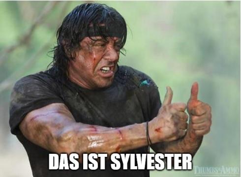 Silvester oder Sylvester? So ist die richtige Rechtschreibung.